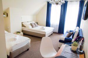 pokoj Villa Amber Gaski pokoj trzyosobowy