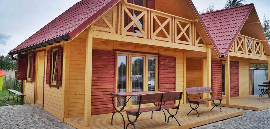 Villa Amber Wczasy w Gaskach