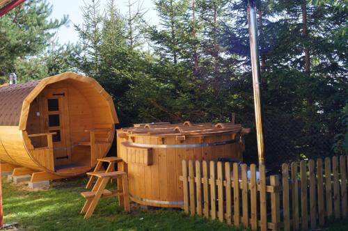 Sauna i jackuzi 1