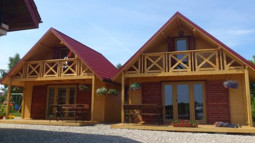 Domek piętrowy Villa Amber 3