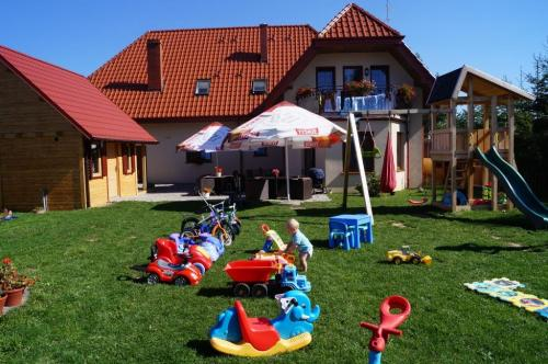 Dla dzieci Villa Amber Gaski DSC04649